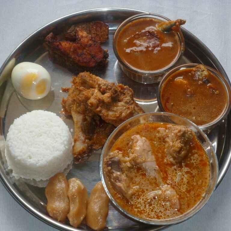 Photo of Full Non Veg Lunch by Menaga Sathia at BetterButter