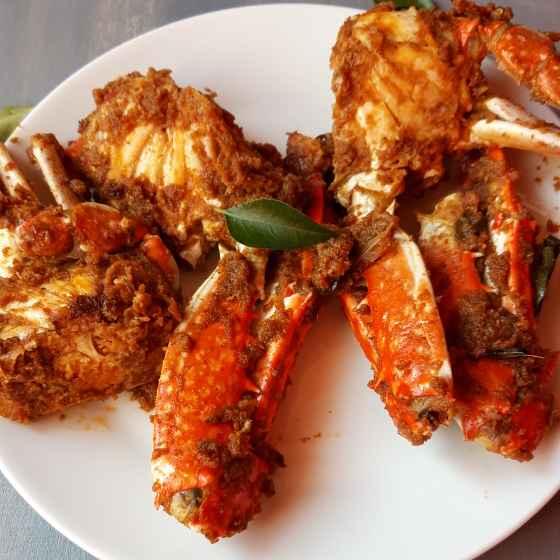Photo of Crab Fry by Menaga Sathia at BetterButter
