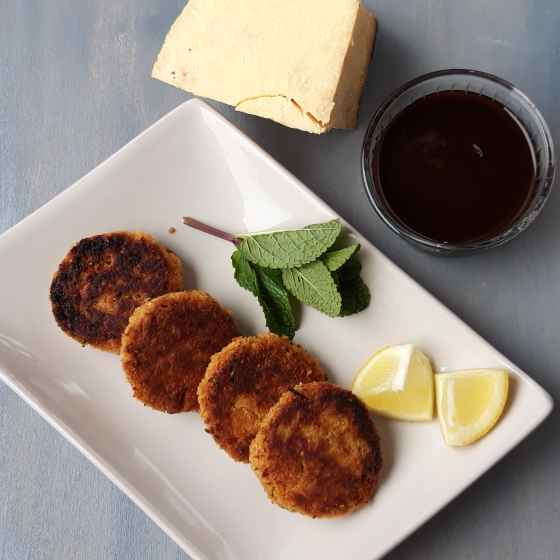 Photo of Yam Shammi Kebab by Menaga Sathia at BetterButter