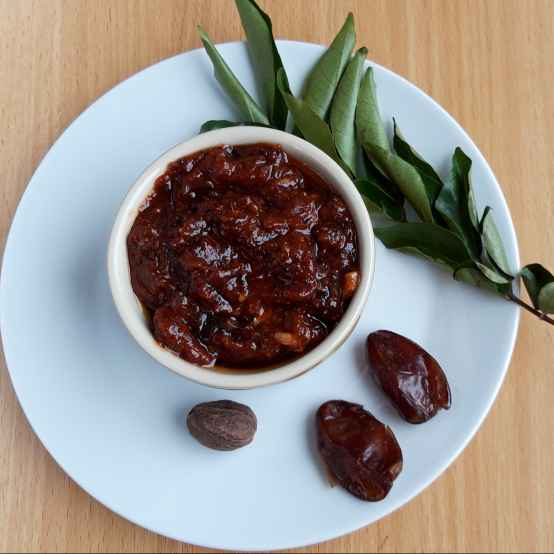 Photo of Dates Pickle by Menaga Sathia at BetterButter