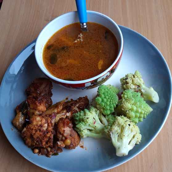 Photo of Healthy meals by Menaga Sathia at BetterButter