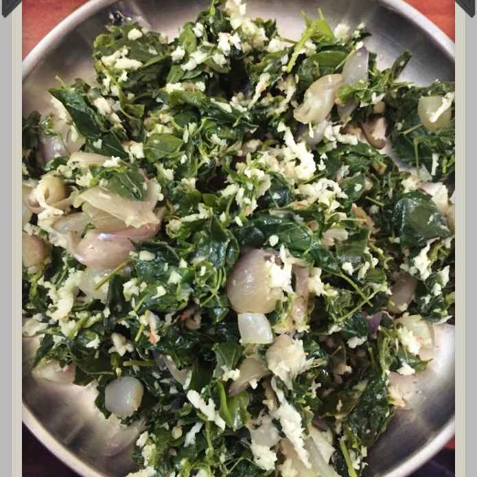 How to make Spinach Fry
