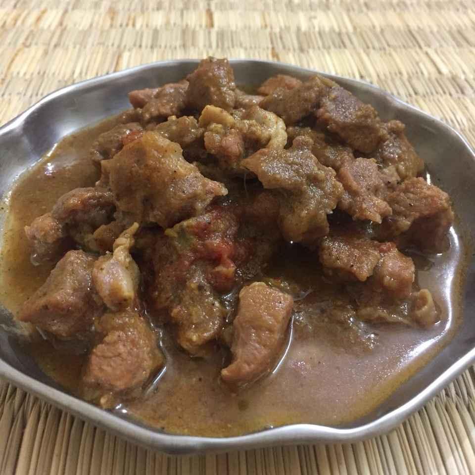 How to make Spicy Mutton Gravy