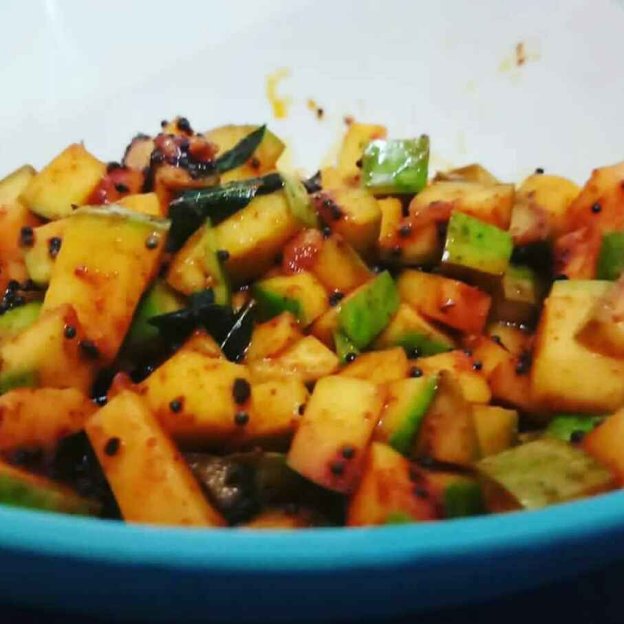 How to make Spicy Mango