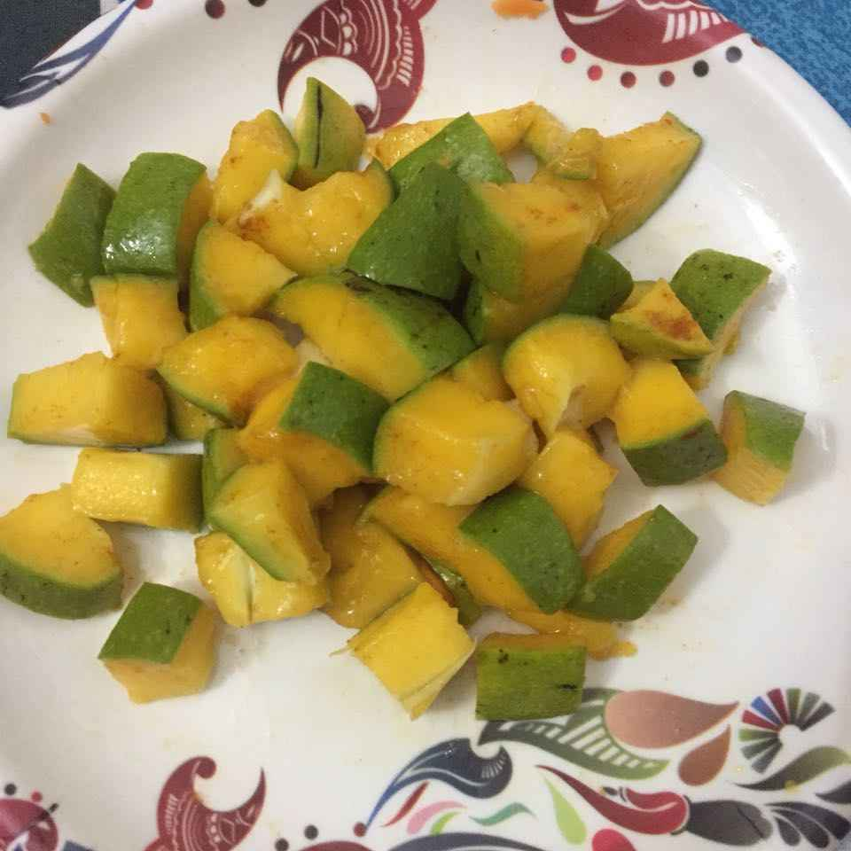 Photo of Mango salad by pavumidha arif at BetterButter