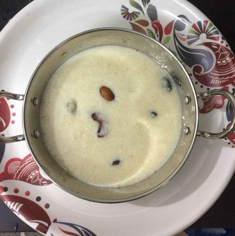 How to make Sooji Kheer