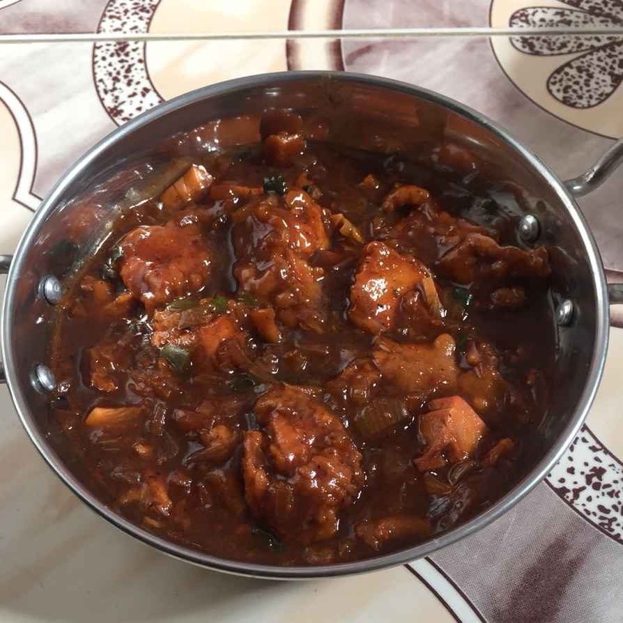 Photo of Spicy Chilli Chicken Gravy by pavumidha arif at BetterButter