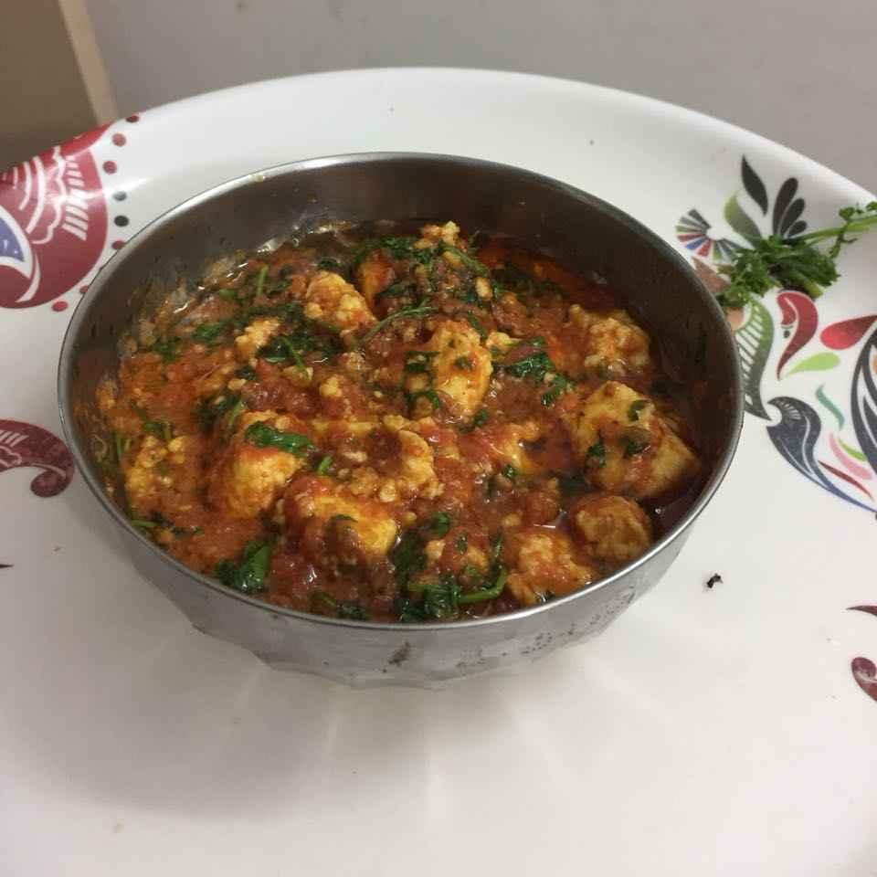 How to make Panner Tomato Gravy