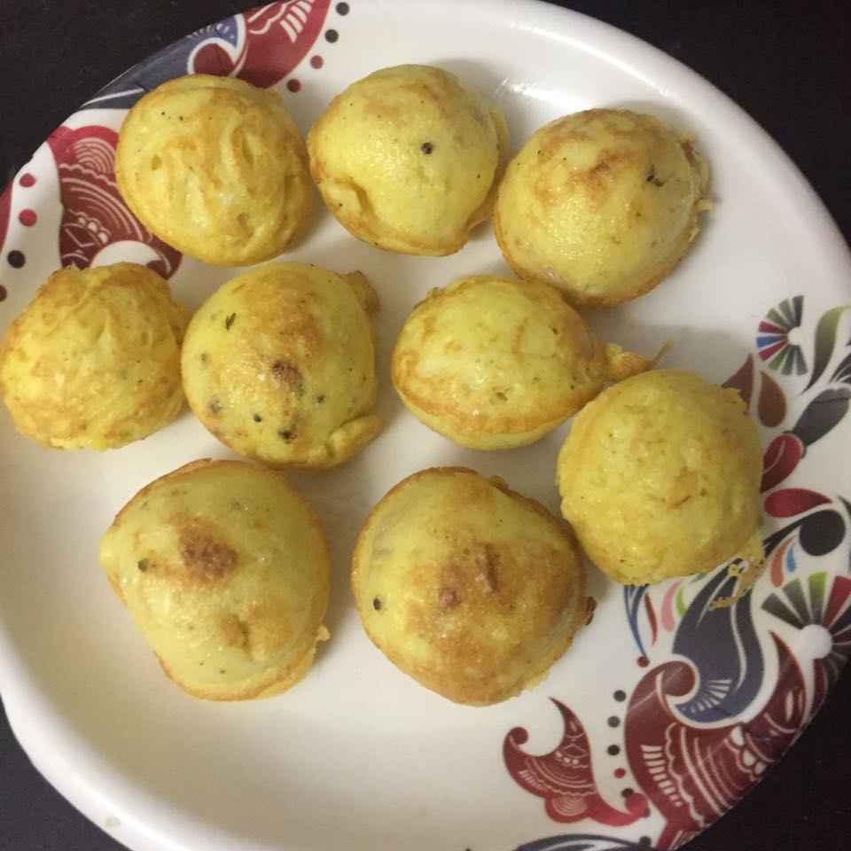 Photo of Egg paniyaram by pavumidha arif at BetterButter