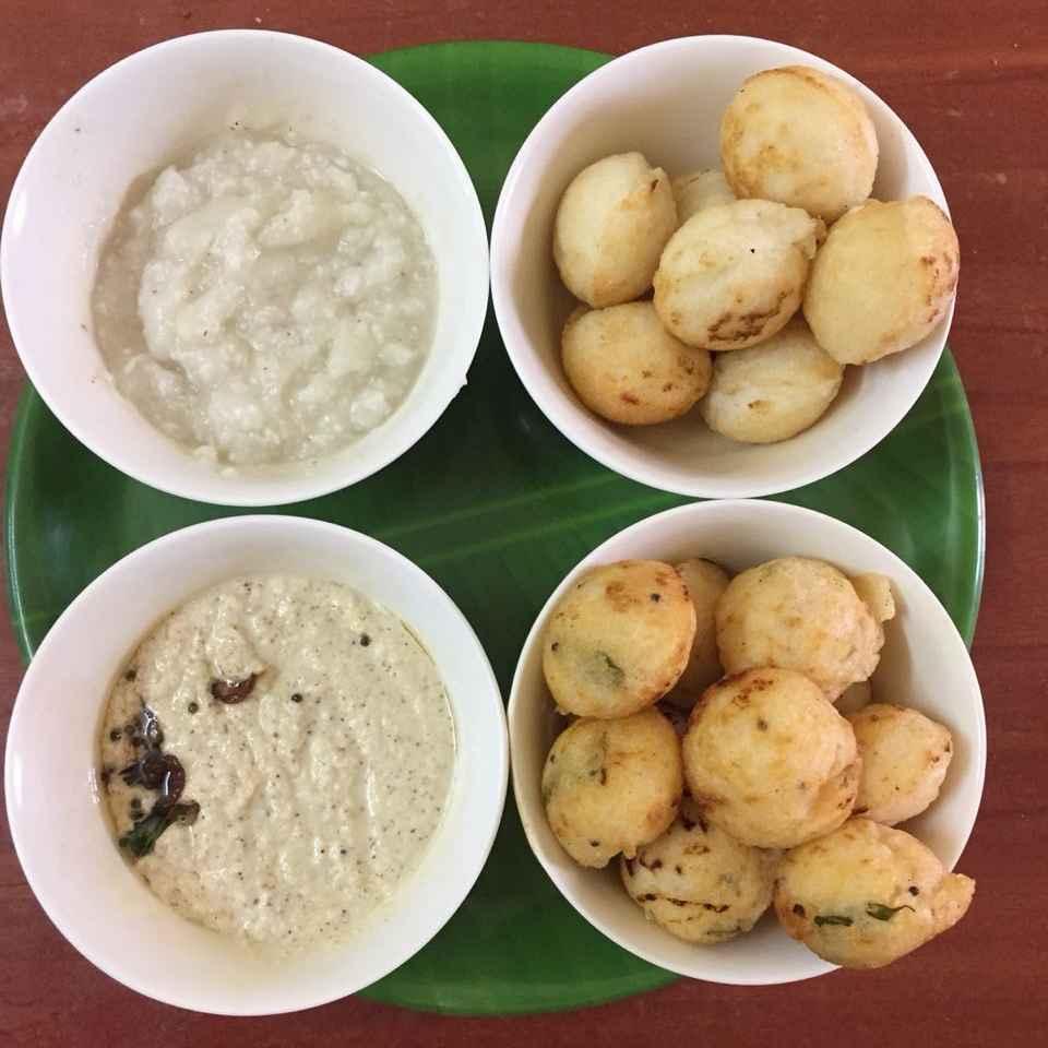 Photo of Sweet paniyaram vs kaara paniyaram by pavumidha arif at BetterButter