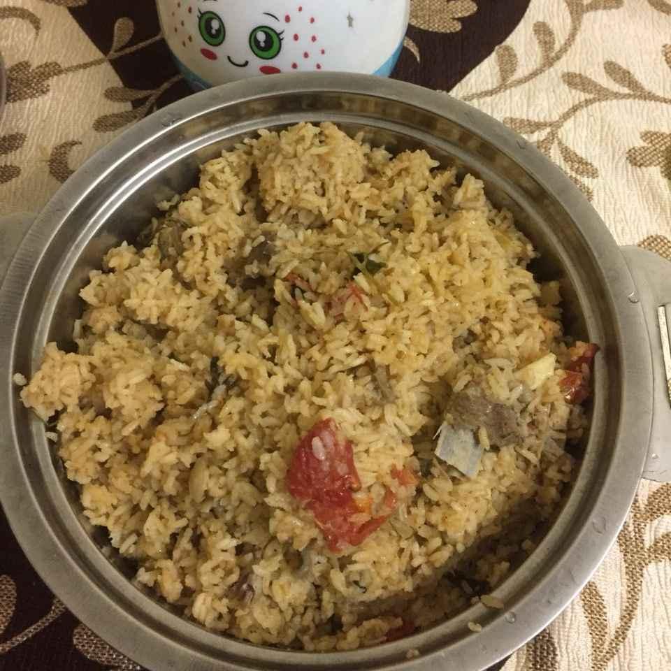 Photo of Mutton masala Biryani by pavumidha arif at BetterButter