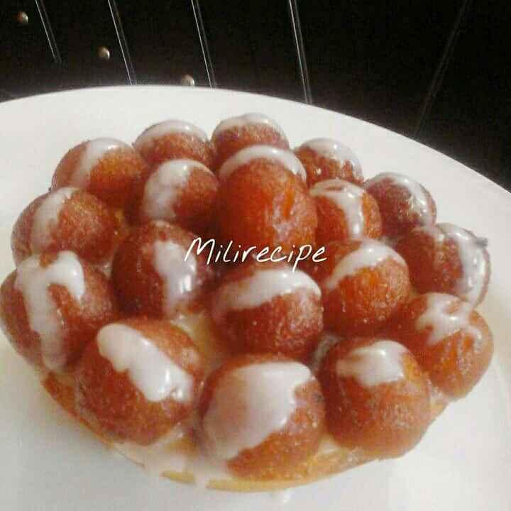 How to make Gulab Jamun Cake