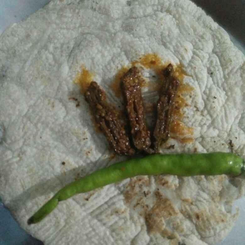 How to make तांदळाची भाकर