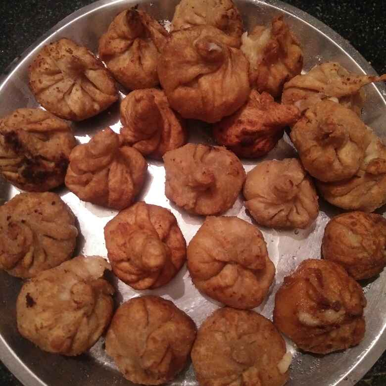 Photo of Puranache modak by Minakshi Jambhule at BetterButter