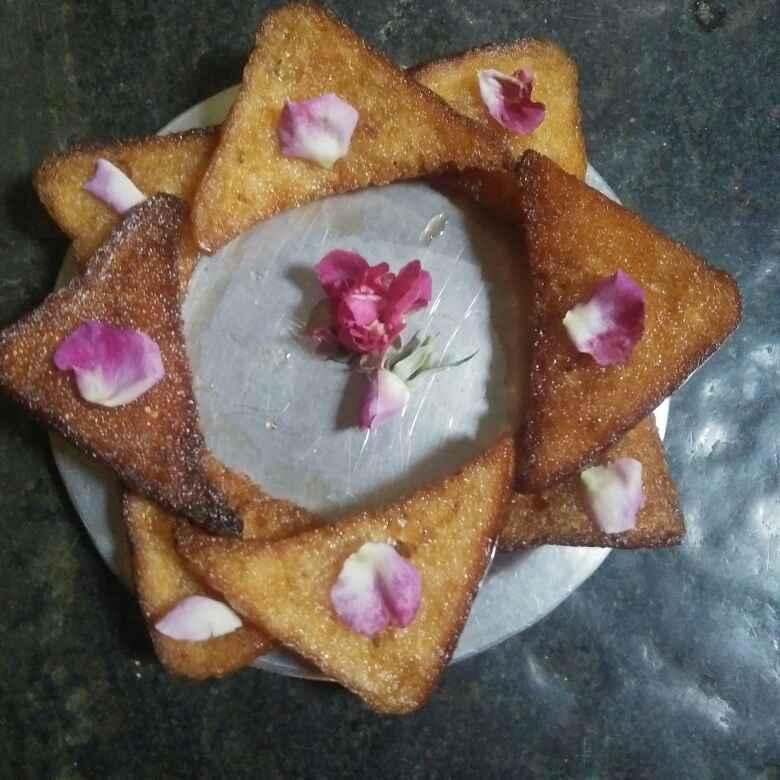 Photo of Gulab gulshan pice by Minakshi Jambhule at BetterButter