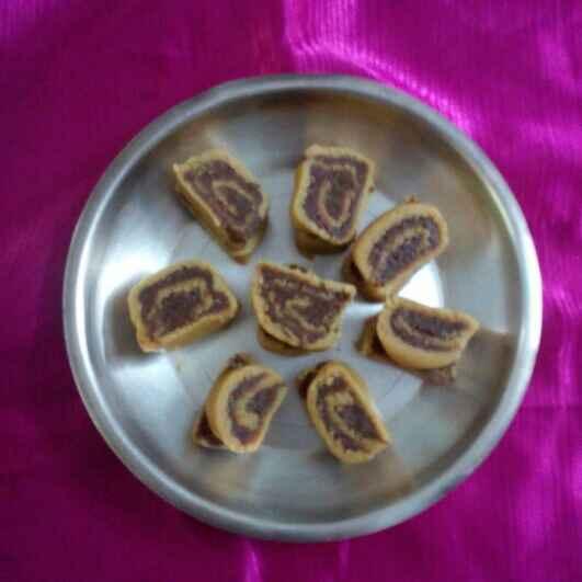 Photo of MAWA chocolate roll by Minal Sardeshpande at BetterButter