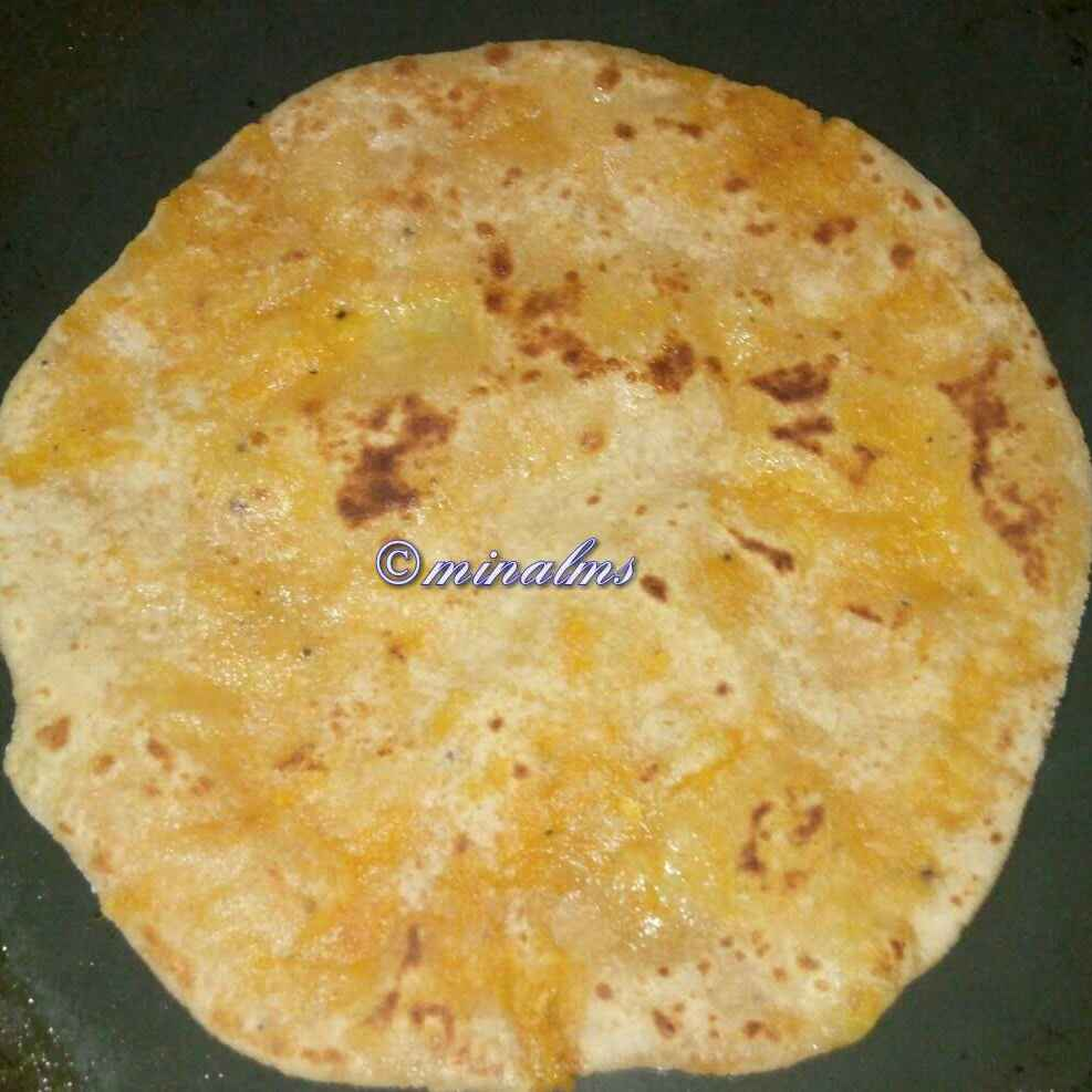 Photo of UPAMA paratha by Minal Sardeshpande at BetterButter