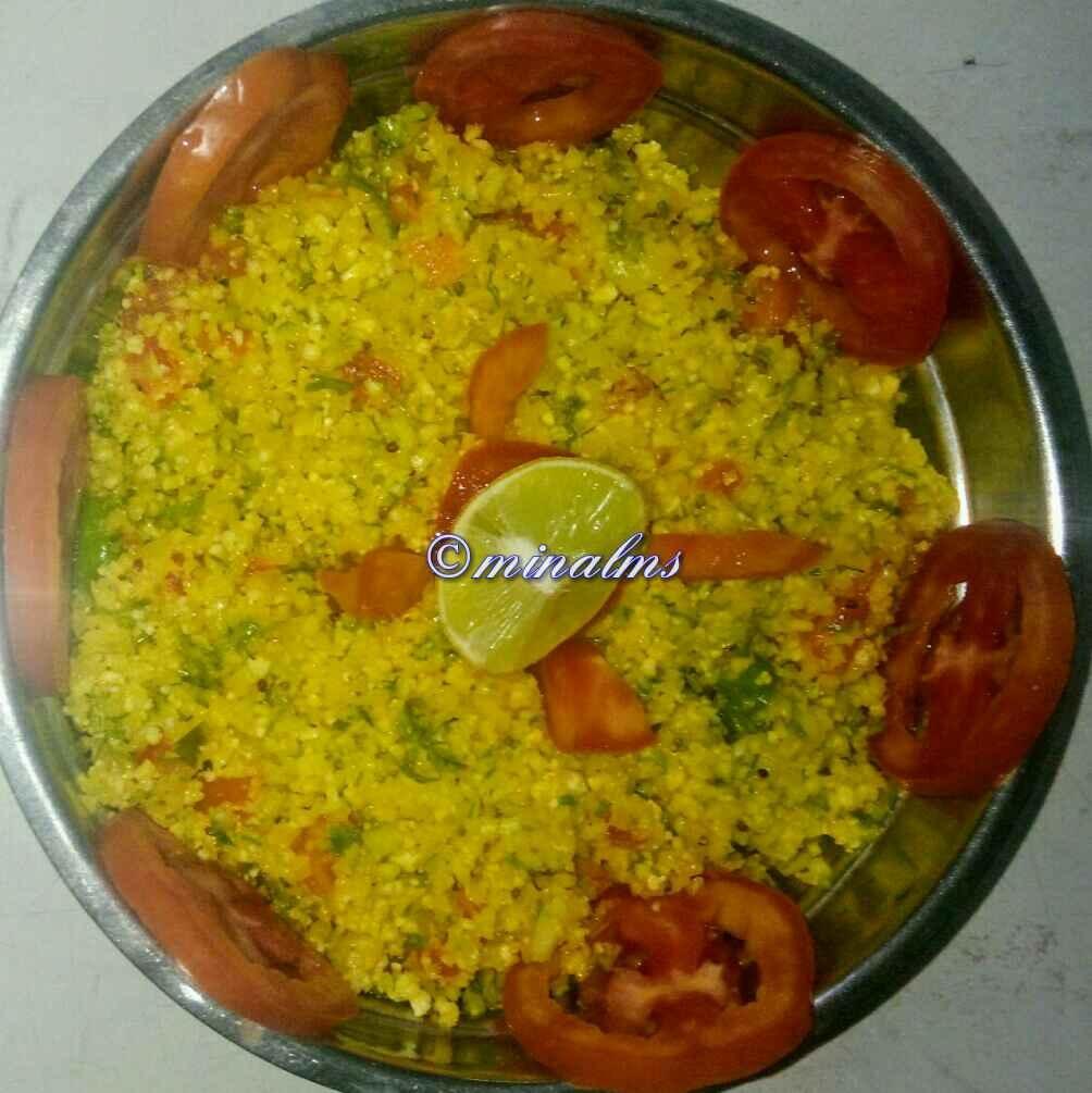 Photo of CAULIFLOWER Salad by Minal Sardeshpande at BetterButter