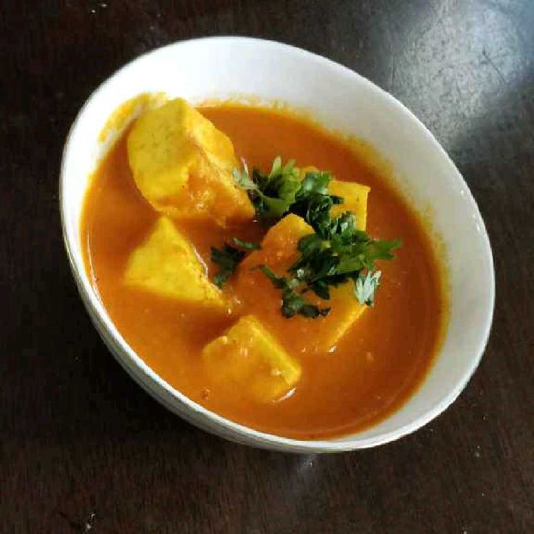 How to make Butter paneer masala in 5 min