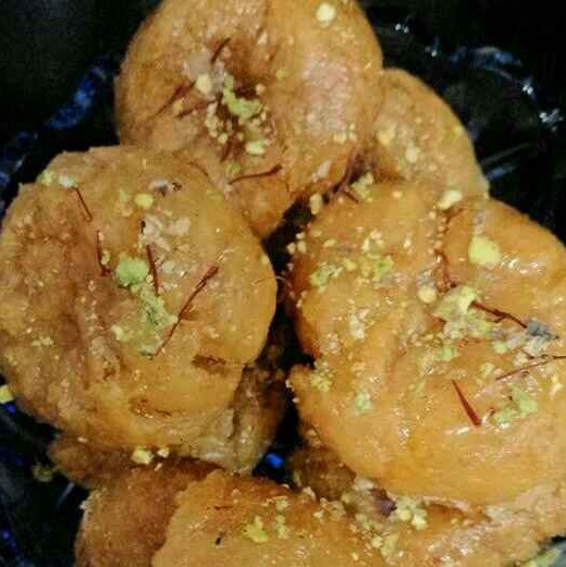 Photo of Balushahi by Mita Shah at BetterButter