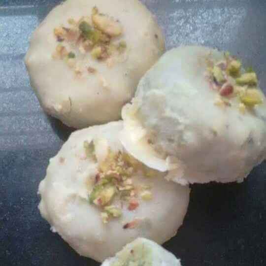 How to make ઘારી