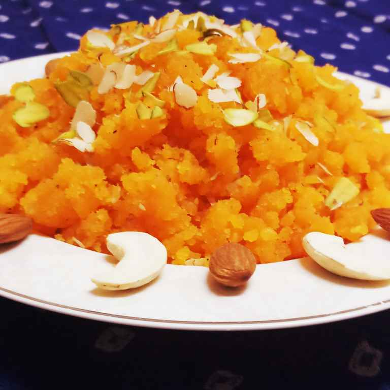 Photo of Moong Dal Halwa by Mital Viramgama at BetterButter