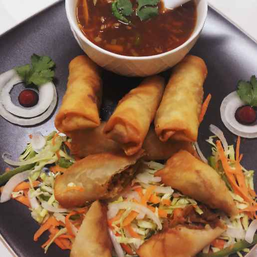 Photo of Springrolls by Mital Viramgama at BetterButter
