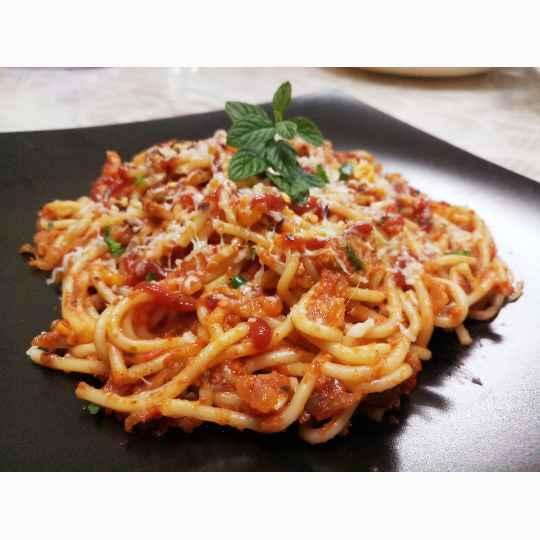 Photo of Italian Spaghetti by Mital Viramgama at BetterButter