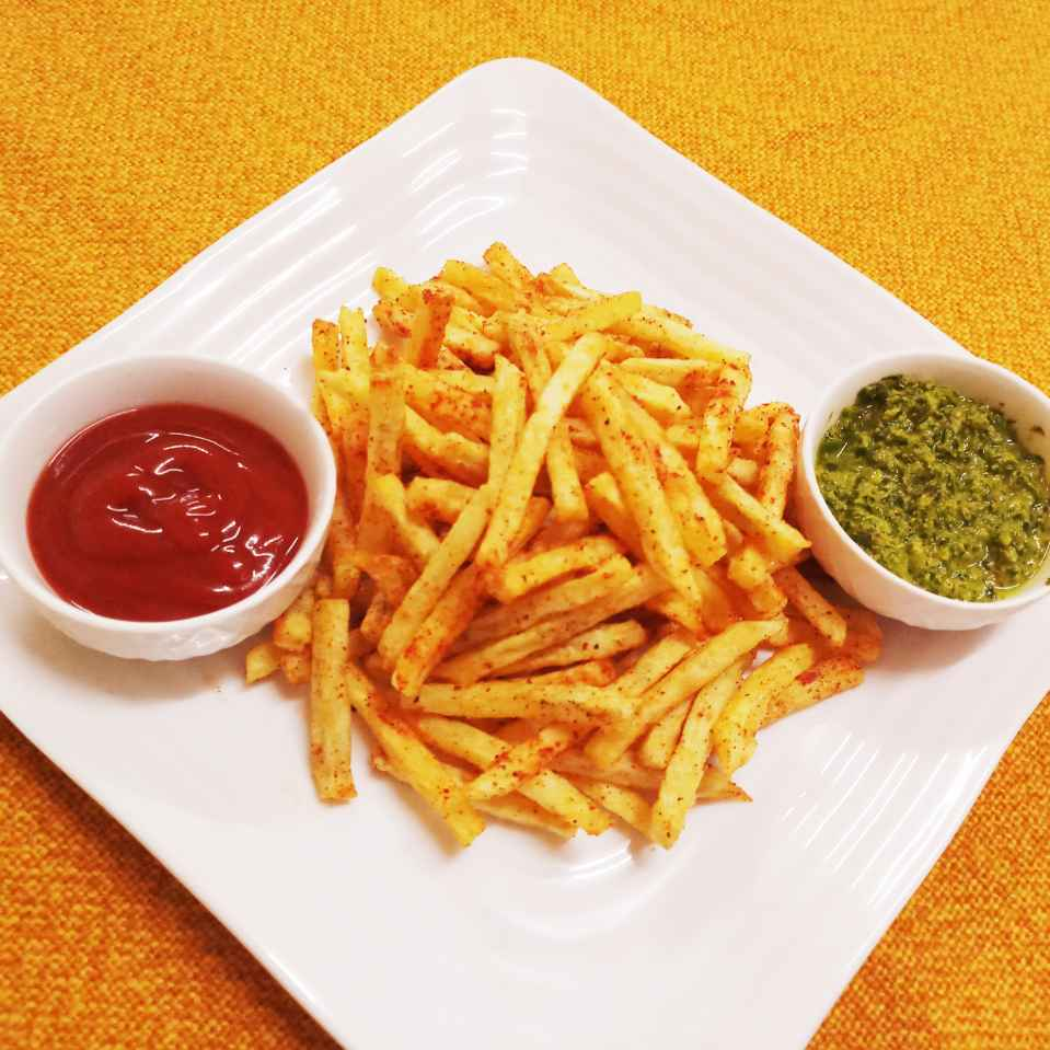 Photo of Masala French Fries by Mital Viramgama at BetterButter