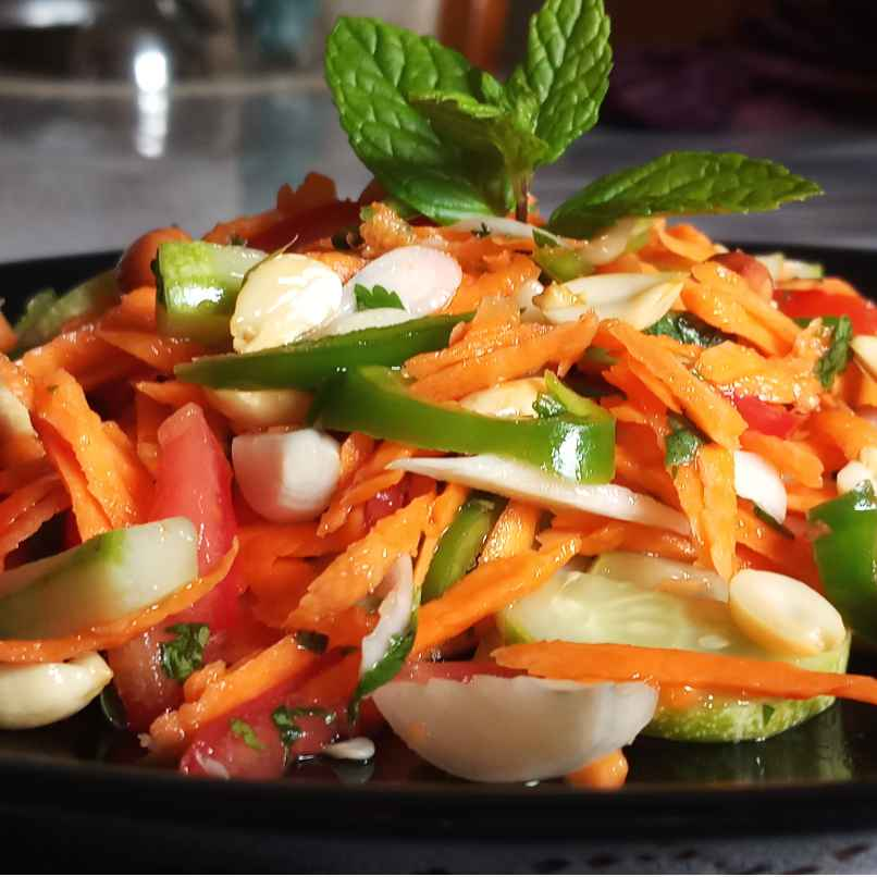 Photo of Carrot salad by Mital Viramgama at BetterButter