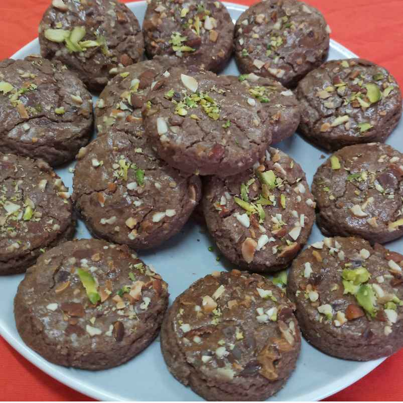 Photo of Chocolate Biscuits by Mital Viramgama at BetterButter
