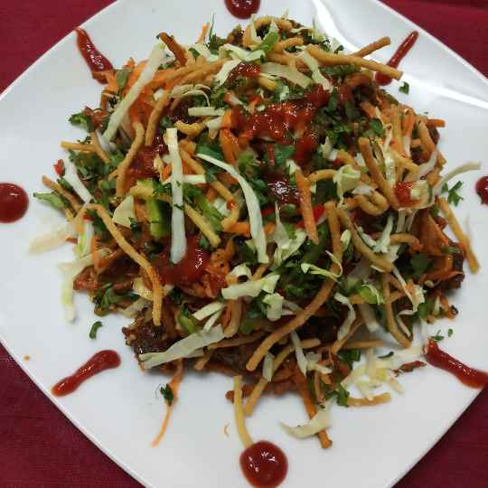 Photo of Chinese Bhel by Mital Viramgama at BetterButter