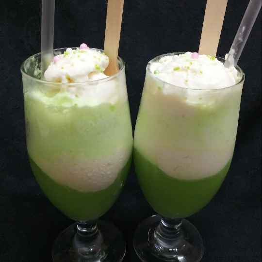Photo of Creme Soda Float by Mital Viramgama at BetterButter
