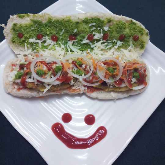 Photo of Veg Hotdog by Mital Viramgama at BetterButter