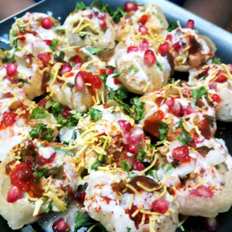 Photo of Sev Puri by Mital Viramgama at BetterButter