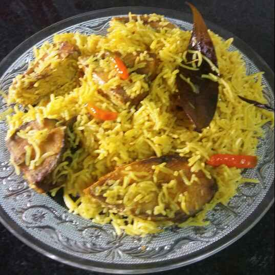 Photo of ilish polaw by Mitali Das at BetterButter