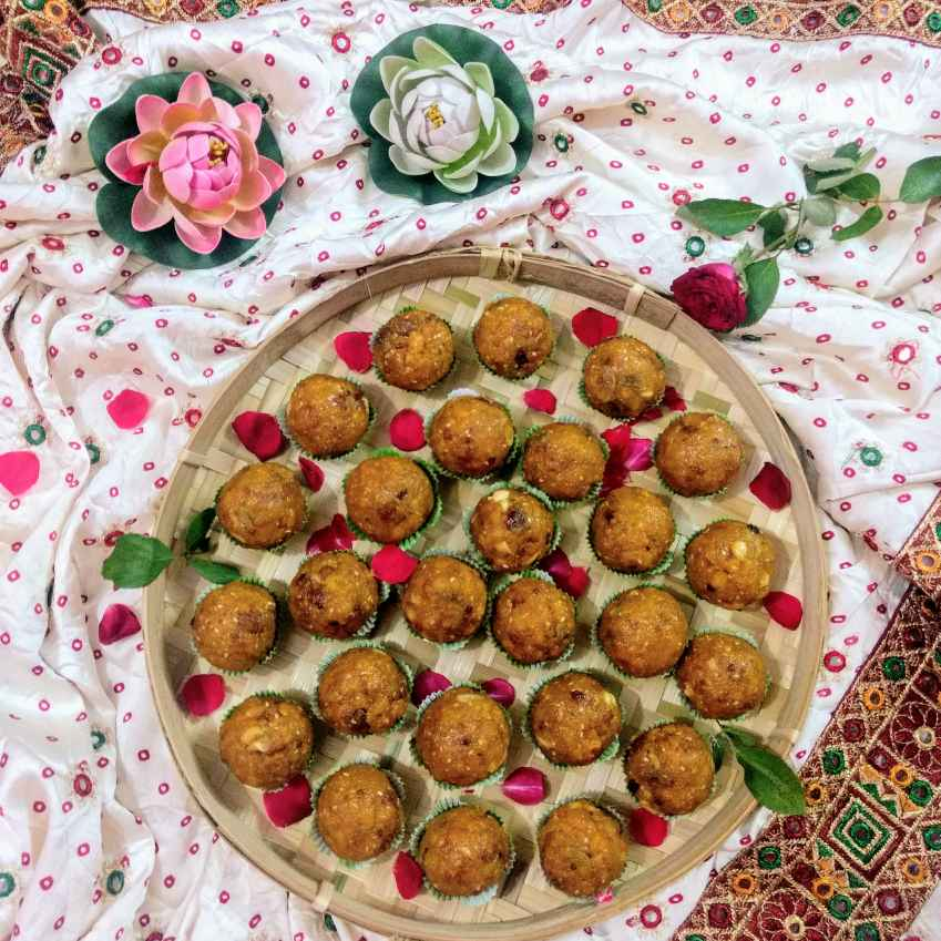 Photo of Motichur Laddu by Mithai Choudhury Roy at BetterButter