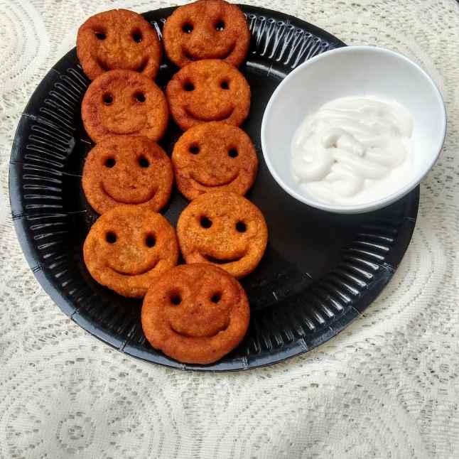 How to make Potato Smily