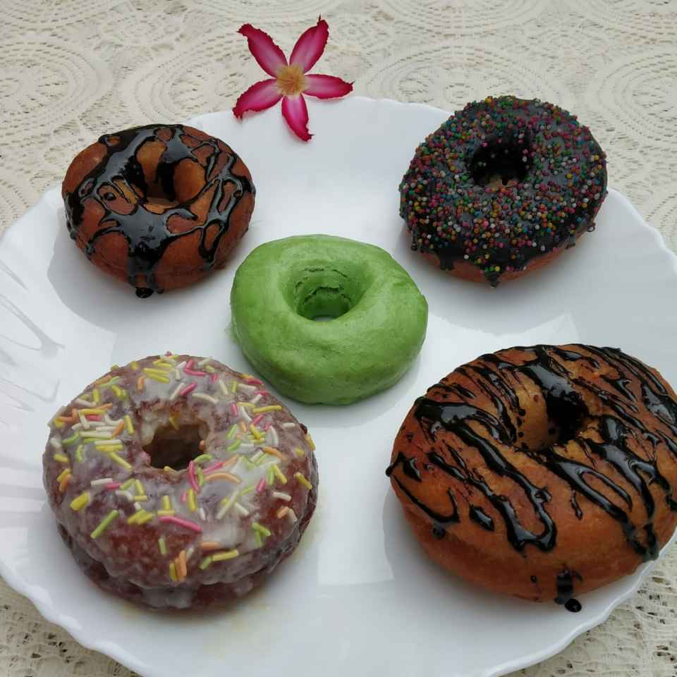 Photo of Donut by Mithai Choudhury Roy at BetterButter