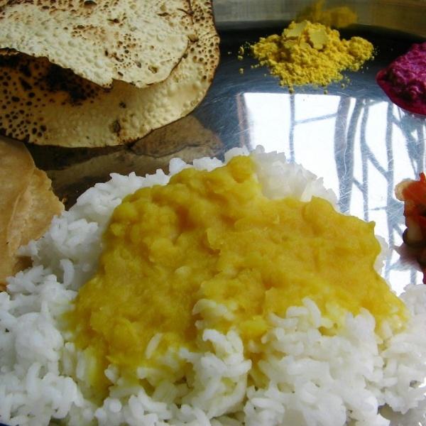 How to make Varan Bhaat Recipe