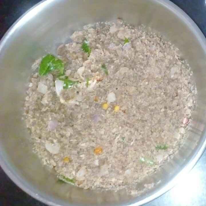Photo of Ragi uppma by mithra g at BetterButter