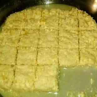 How to make কলাকন্দ