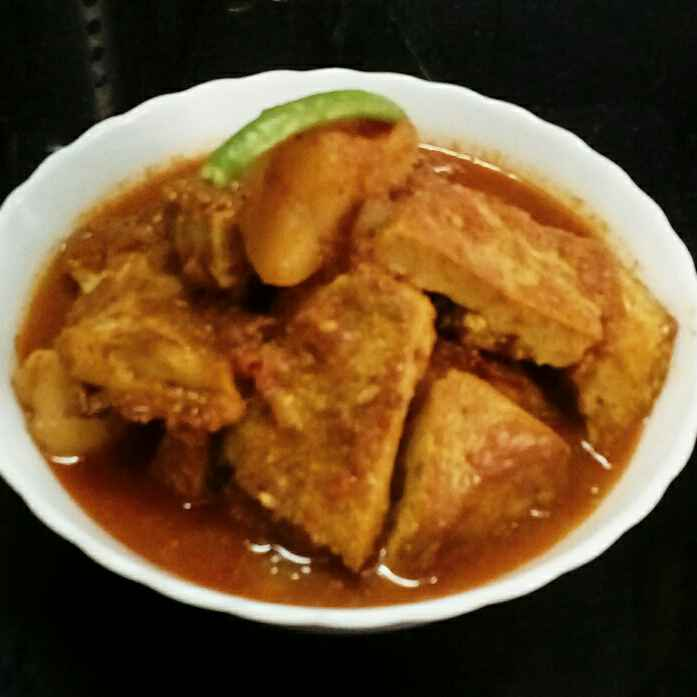 Photo of Steamed Egg Curry by Mithu Gupta at BetterButter