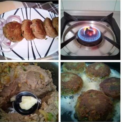 How to make Kathal ke kabab or raw jackfruit kabab