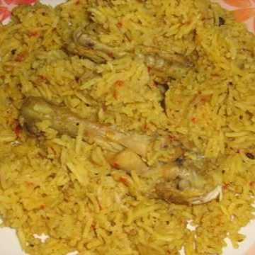 How to make Murg Pulao