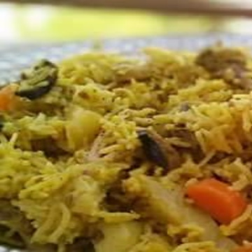 How to make Mixed pulao