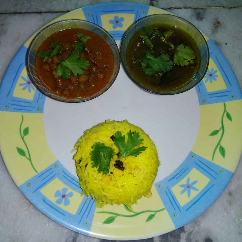 How to make Chana Baraj