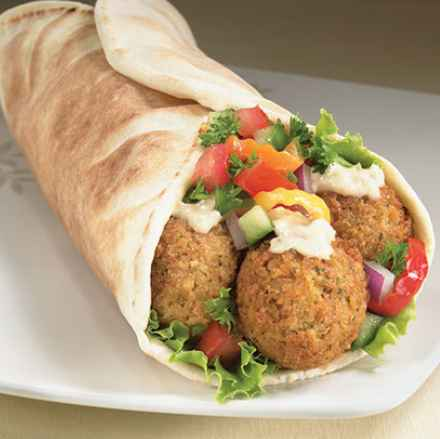Photo of Falfeel shawarma by Mohamed Zeaudeen at BetterButter