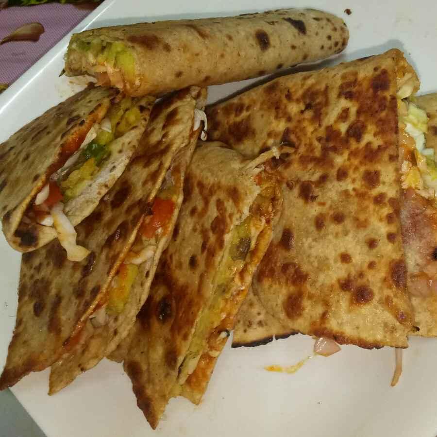 Photo of Rotiza sandwich by Mohini Gupta at BetterButter