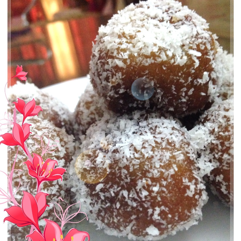 Photo of Bread Gulab Jamun by Mona Bassi at BetterButter